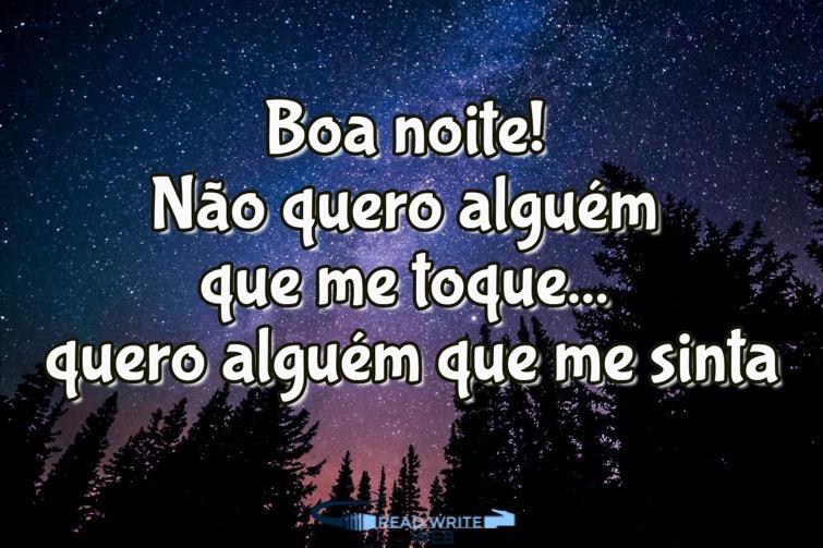 Frases E Mensagens De Boa Noite Para Facebook, Amigos E Amor